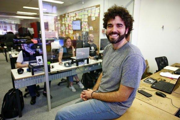 """""""Papo de Grana"""": Diego da Rocha está por trás do serviço de aconselhamento que ajuda a ampliar os clientes da startup"""